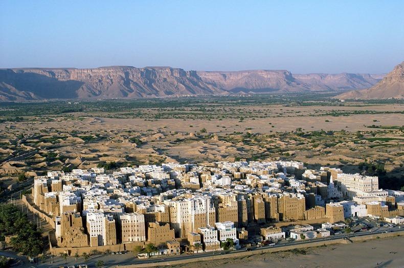 Hadramut Tanah Para Habib