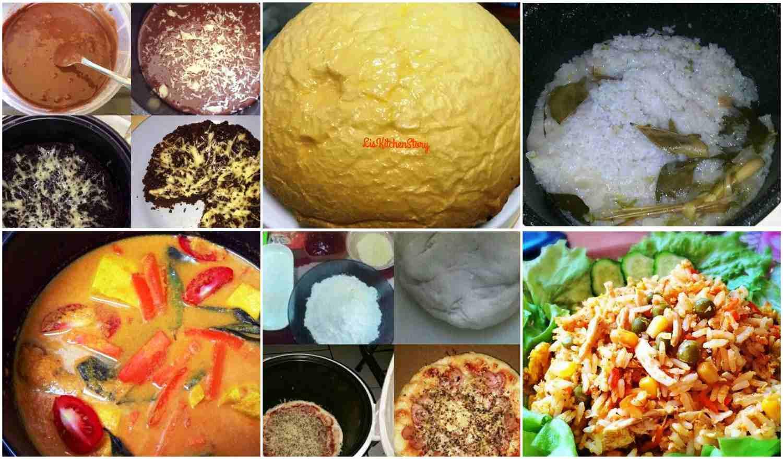 Inilah 10 Resep Masakan Ala Rice Cooker Yang Wajib Dicoba Resep Dapur Praktis