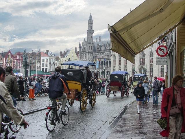 Medieval City, Brugge