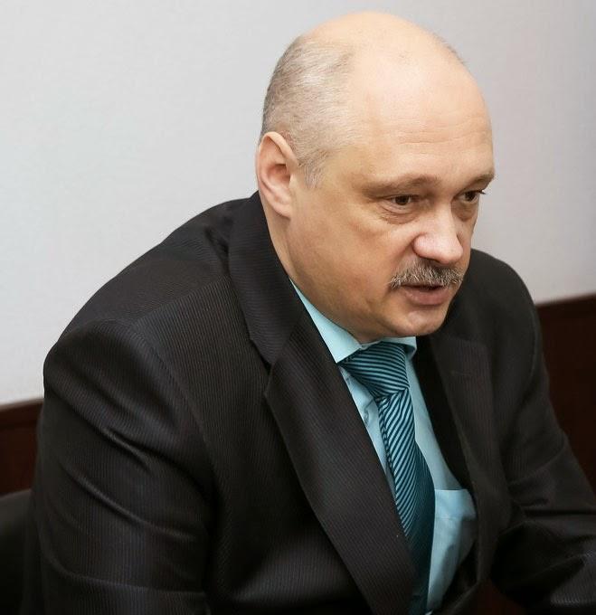 Начальник управления транспорта, связи и дорожной деятельности Сергиево-Посадского района Андрей Досавицкий.