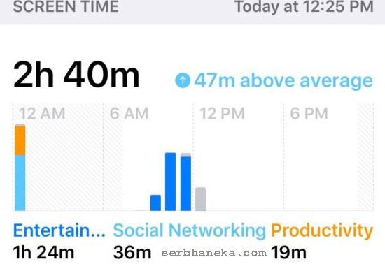 Cara Menonaktifkan Screen Time di iOS 12 1