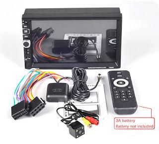 autoradio 7030gm gps bluetooth telecamera