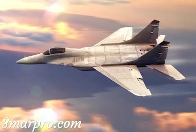 تحميل افضل لعبه طائرات 3D للهواتف الاندرويد