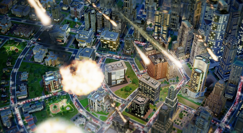 SimCity Deluxe Edition PC Full Español