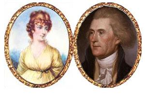 President Thomas Jefferson: Martha Jefferson