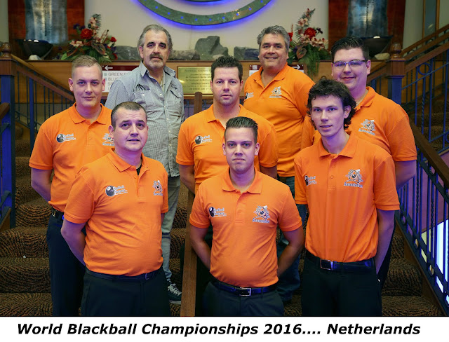World Blackball Championships 2016 Netherlands