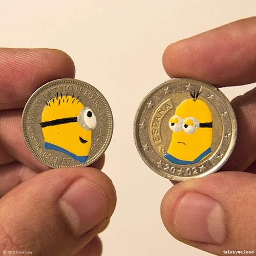 01-Minions-Despicable-Me-Portrait-Coins-Andre-Levy-aka-@zhion-Brazilian-Designer-Tales-You-Lose-www-designstack-co