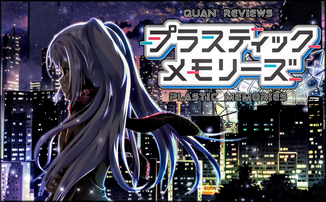 Highwire Anime Review Plastic Memories