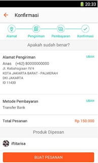 CARA BAYAR BELANJA DI SHOPEE VIA TRANSFER BANK