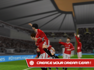 Download Dream League Soccer 2018 MOD APK v5.02 for Android Full Hack Unlimited Coins Update Terbaru 2017