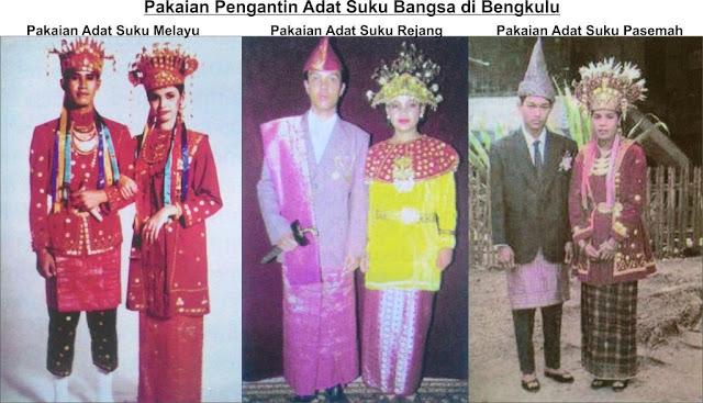 pakaian adat suku bangsa bengkulu