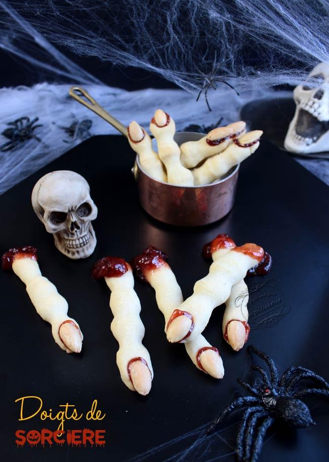 recette facile halloween