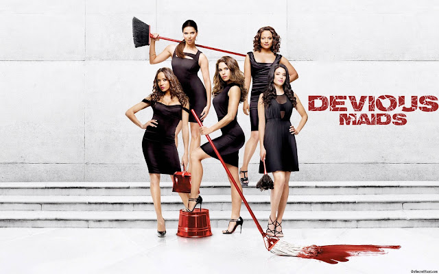 Sunkissed Summer Tag  devious maids