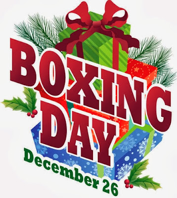 Best Boxing day messages and quotes