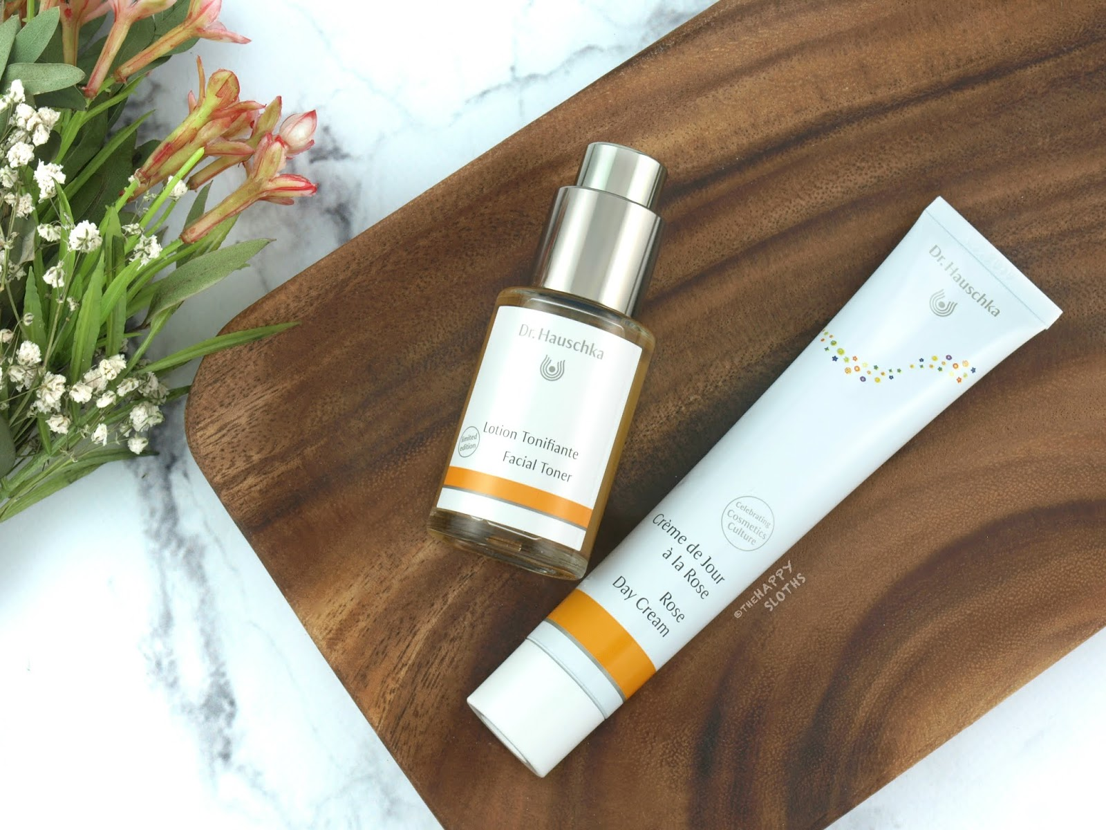 Dr. Hauschka | Facial Toner & Rose Day Cream: Review