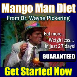 The Mango Man Diet
