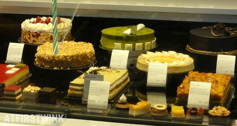 de patissier markthal rotterdam cakes