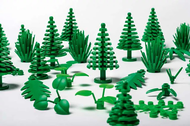 Coming soon! Sustainable Lego pieces