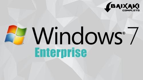 Windows 7 Enterprise 64-Bit Português-BR Torrent