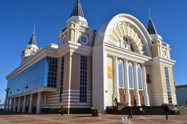 Kazak dram tiyatrosu