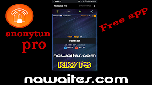 Download Anonytun Pro free (crack)