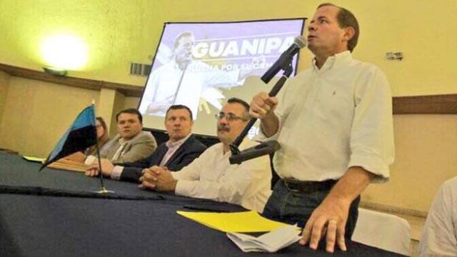 """@JuanPGuanipa: """"Queremos un Zulia seguro y pujante"""""""