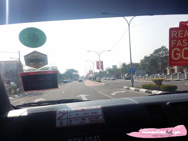 Perhentian Transport