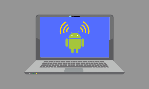 Android İnterneti Bilgisayarda Kullanma