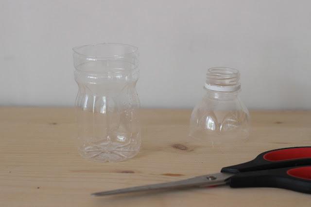 récup. bouteille plastique