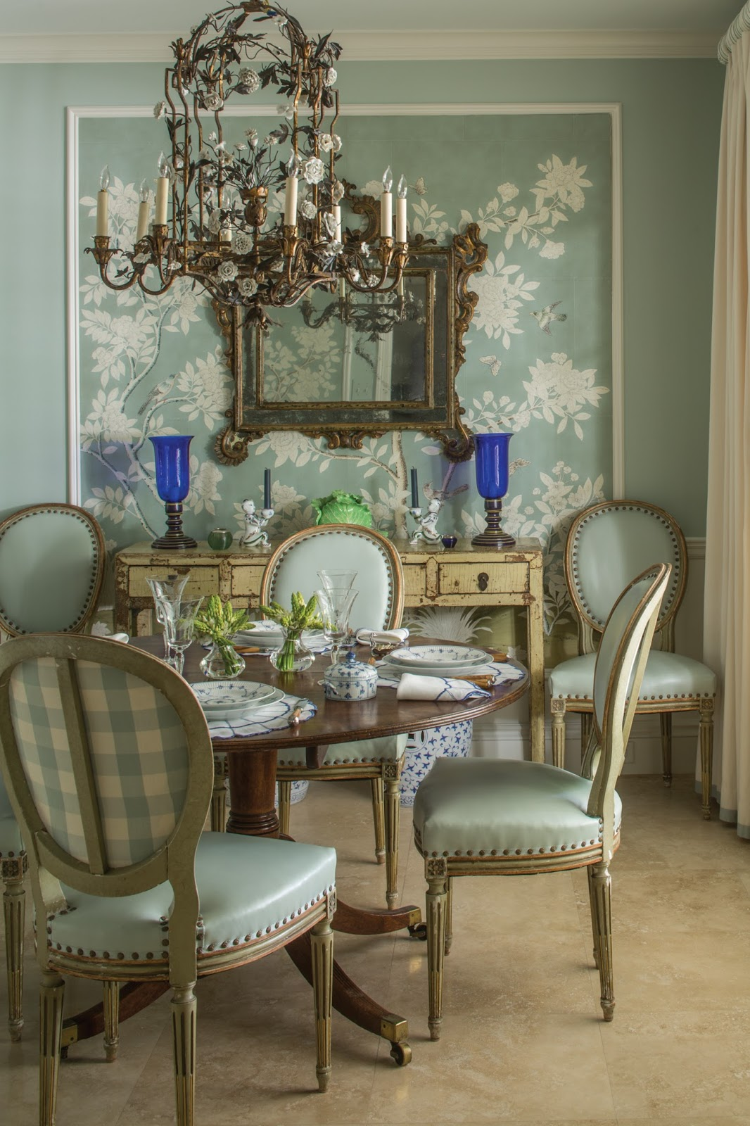 Traditional Interiors By Leta Austin Foster The Glam Pad
