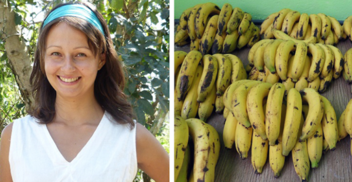 Eats Bananas For 3 Days, Which Happens To Her Body Is Magical
