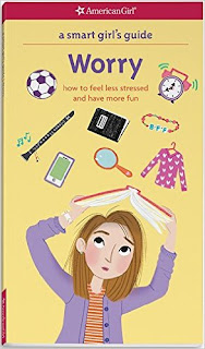 A Smart Girl's Guide to Worry cover
