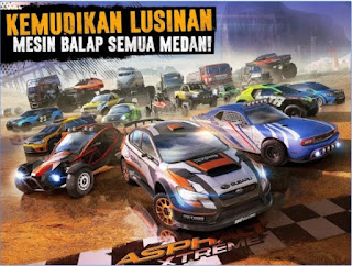 Free Dowload Asphalt Xtreme Android Game