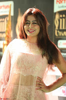 Nidhi Subbaiah Glamorous Pics in Transparent Peachy Gown at IIFA Utsavam Awards 2017  HD Exclusive Pics 27.JPG