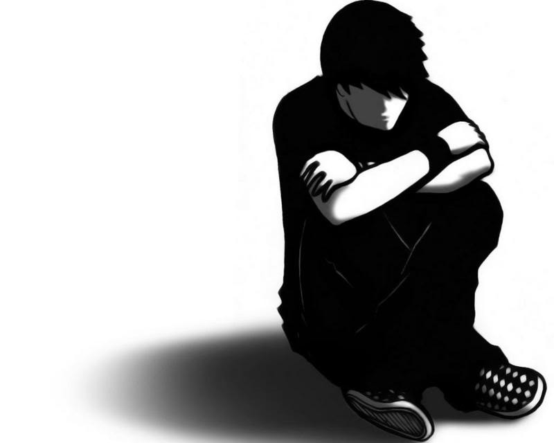 Emo hair style for boys to look hot 3d wallpapers 3d - Cartoon boy wallpaper ...