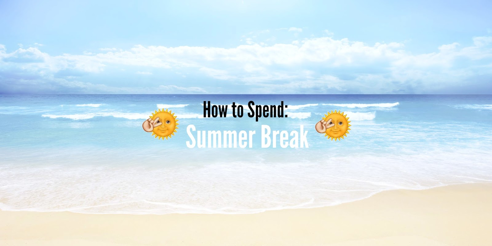 how you spend your summer vacation Video by mariko osterberg / wwu communications and marketing intern.