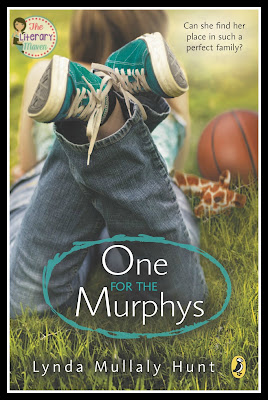 In One For The Murphys by Lynda Mullaly Hunt, Carley puts up a tough facade for her foster family and the kids at her new school, but inside are a whirlwind of emotions surrounding a night she is struggling to remember. Just as Carley becomes comfortable accepting and returning the love of her new family and friends, she must chose between this new life and returning to the one who hurt her most.