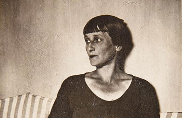 Biografía de Anna Ajmátova