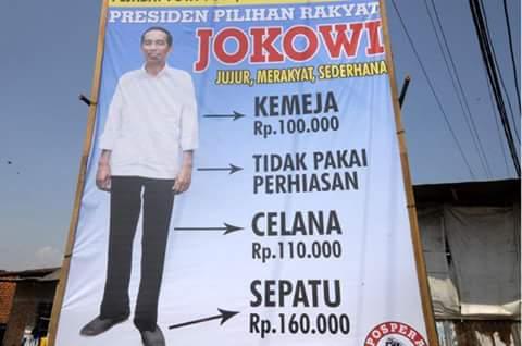 ALLAH BONGKAR PENCITRAAN PALSU JOKOWI! Tak Sederhana, Sepatu Jokowi Seharga 2.3Juta