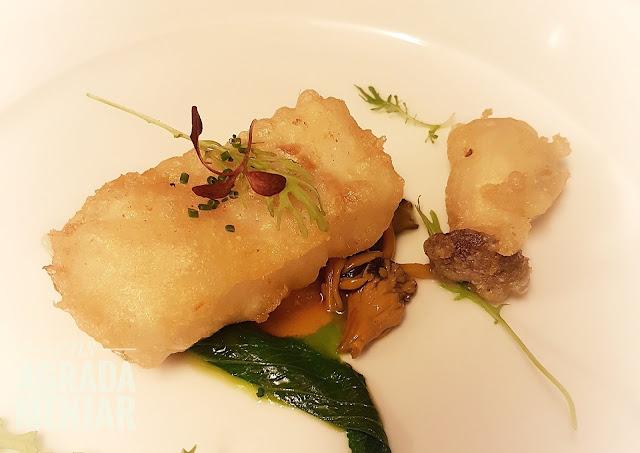 tempura bacallà