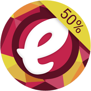 Easy Circle Icon Pack v2.4.2 APK 2015 LATEST