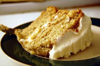 Breadfruit Buttermilk Honey Cake