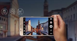 Kamera pada Samsung Galaxy J5 2016 dan Samsung Galaxy J7 2016