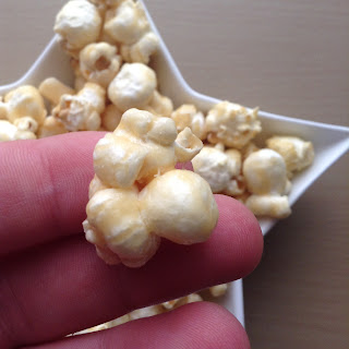 Butterkist Gingerbread Flavour Popcorn