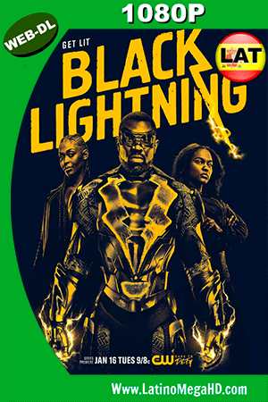 Black Lightning Temporada 1 (2018) Latino HD WEB-DL 1080P ()