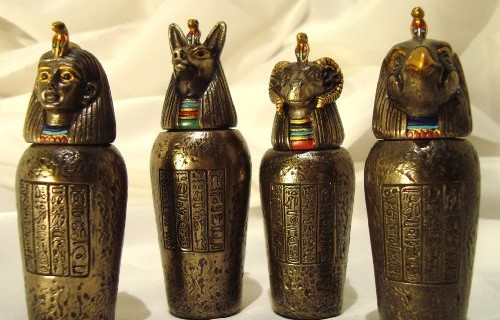 Pa Archeology Canopic Jars