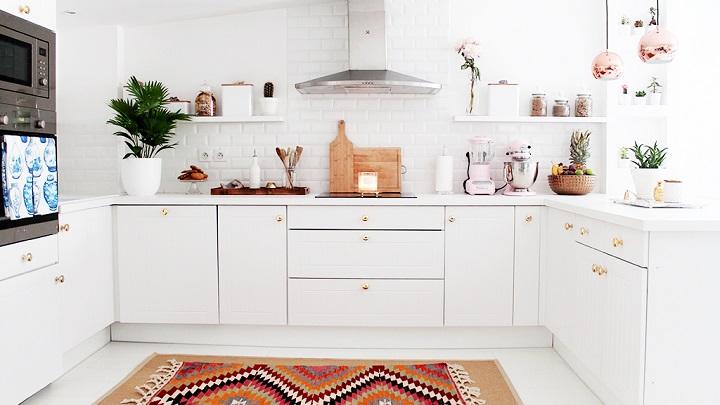 Marzua consejos para decorar cocinas con poca luz natural - Luz para cocinas ...