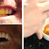 THIS MAN HAS A LAUGHABLY SIMPLE TRICK FOR WHITENING TEETH. ALL YOU NEED IS A PASTE WITH A SECRET INGREDIENT.