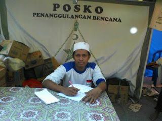 Posko penangulangan gempa di Pidie Jaya Aceh