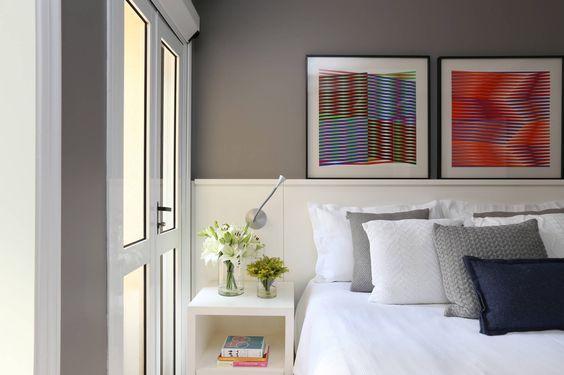 10 Quartos de casal com decoração atual!  Jeito de Casa  Blog de Decoração